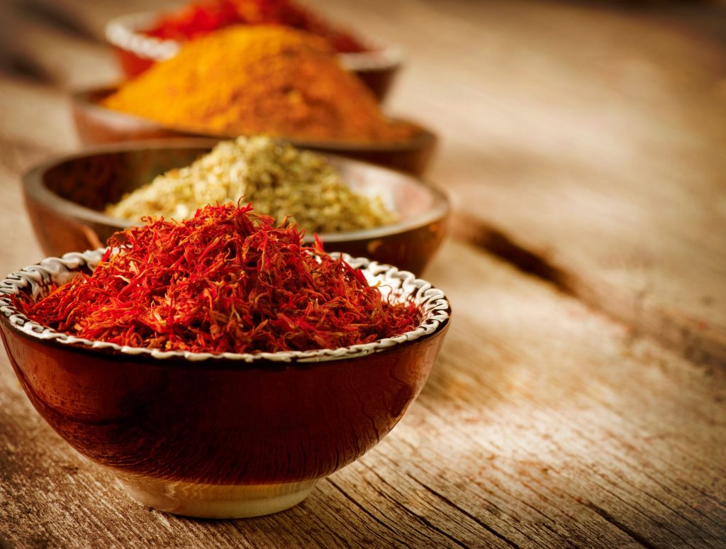 how to use saffron for skin